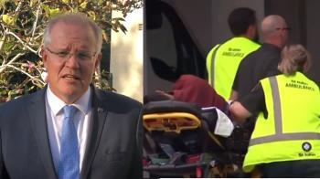澳總理:紐西蘭槍擊案1嫌是澳洲籍恐怖分子