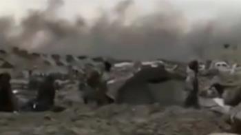 不放過逃離最後據點民眾 IS炸彈客攻擊至少6死