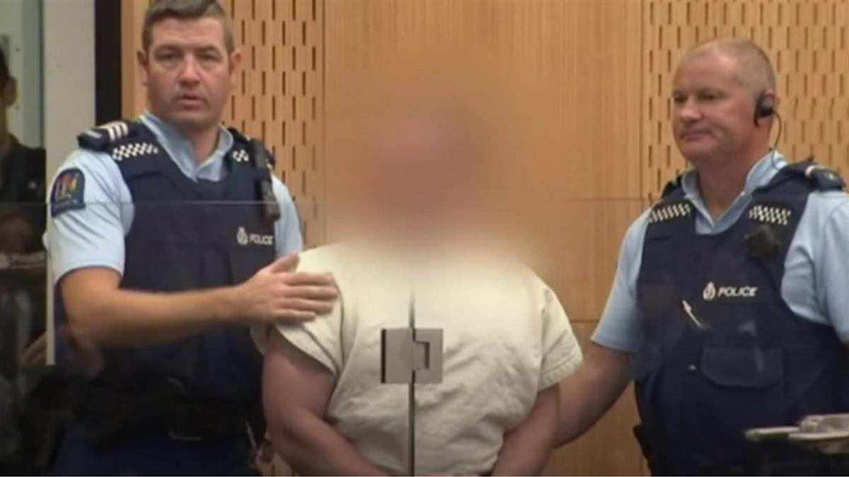 小鎮警察英勇過人 36分鐘逮捕紐西蘭槍擊案嫌犯