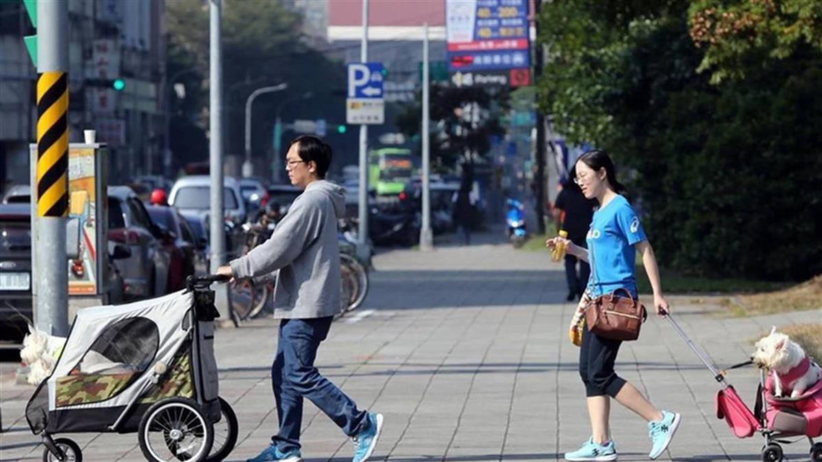 春天氣溫多變  北台灣21日高溫上看30度