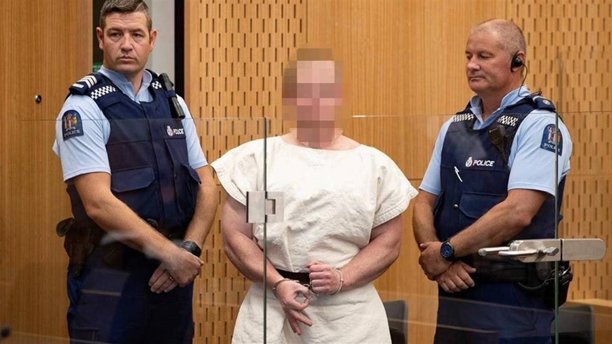 清真寺血案前9分鐘 凶嫌寄犯案宣言給紐西蘭總理