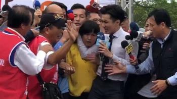 【東森新聞聲明】 採訪施暴 網路攻擊 東森譴責暴力 支持記者提告