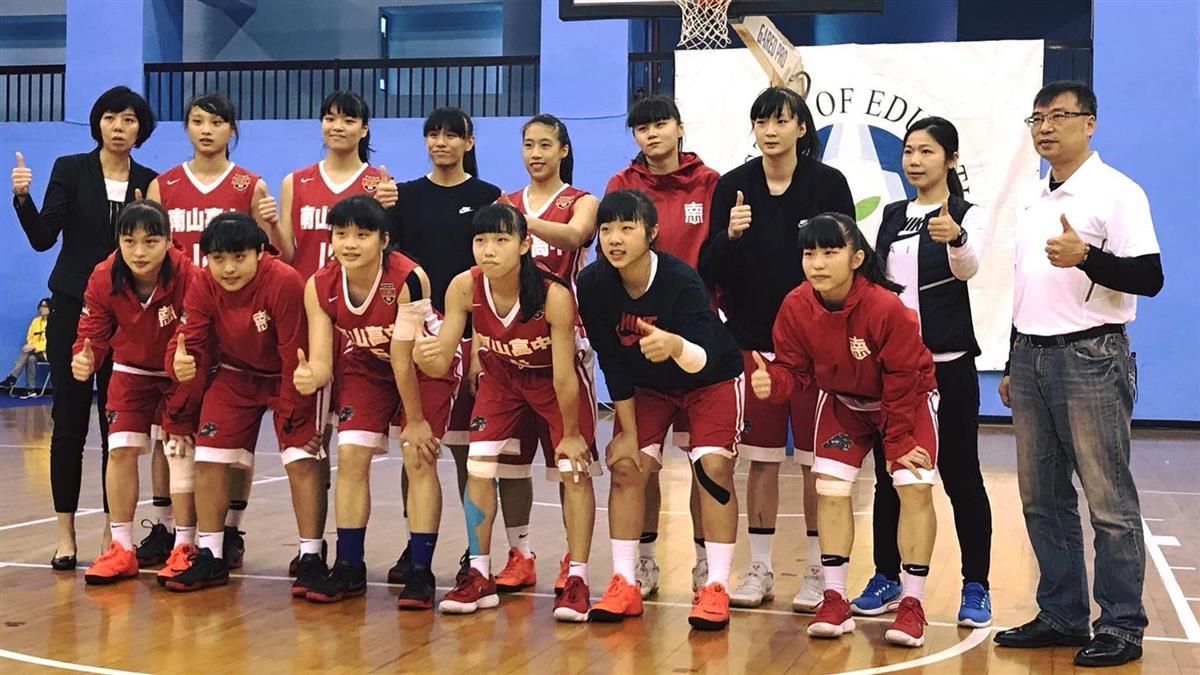 HBL爆冷!南山女籃奪隊史第2冠 破永仁不敗金身