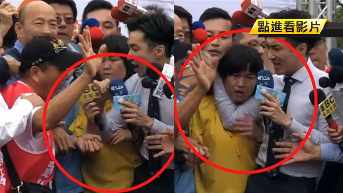 採訪謝龍介遭施暴 東森女記者提告中天王又正