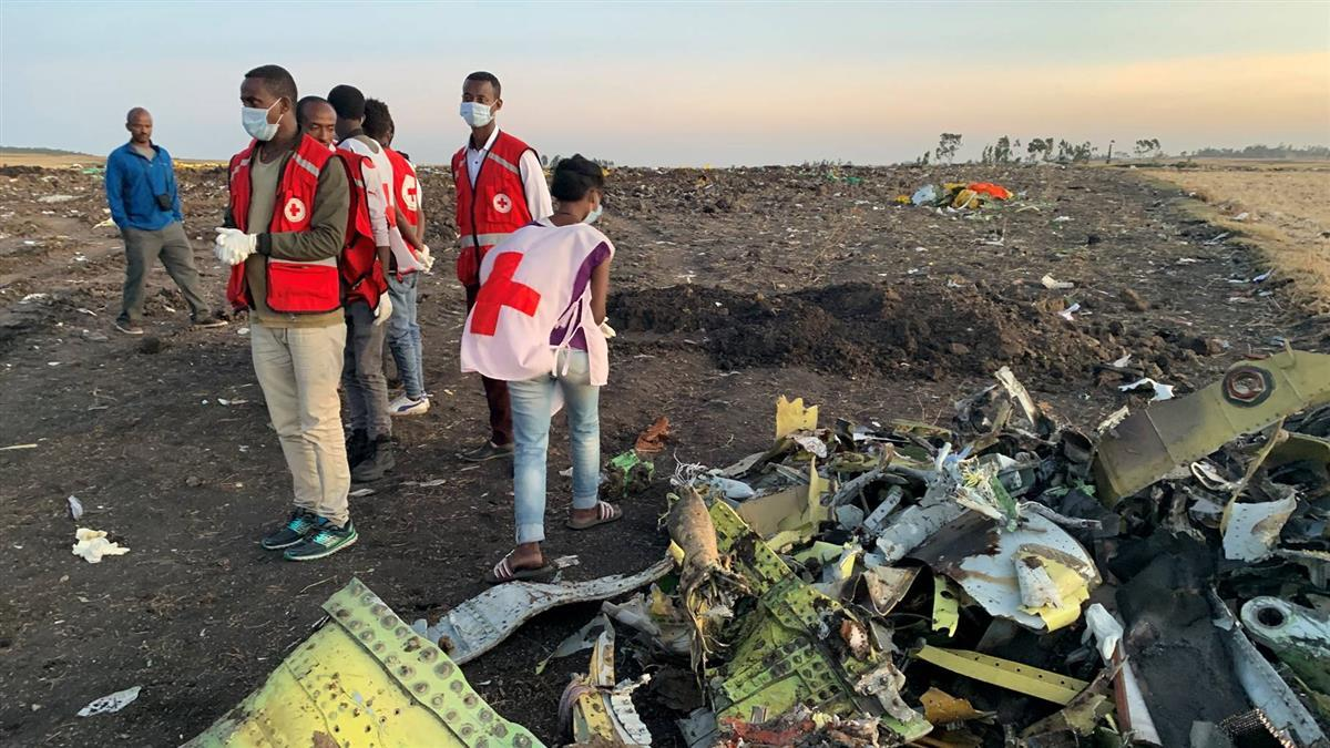 衣索比亞空難 當局證實與印尼獅航空難明顯相似