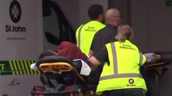 紐西蘭血案過後民眾回歸日常生活 警方加強戒備