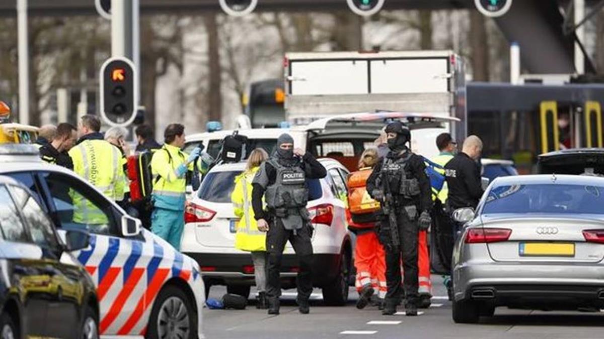 荷蘭槍擊案釀3死 警方證實已逮捕嫌犯