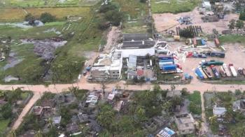 熱帶氣旋肆虐非洲3國 莫三比克恐有上千死