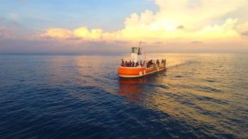 小琉球浮潛這樣玩!賞夕陽、半潛艇低碳6玩法