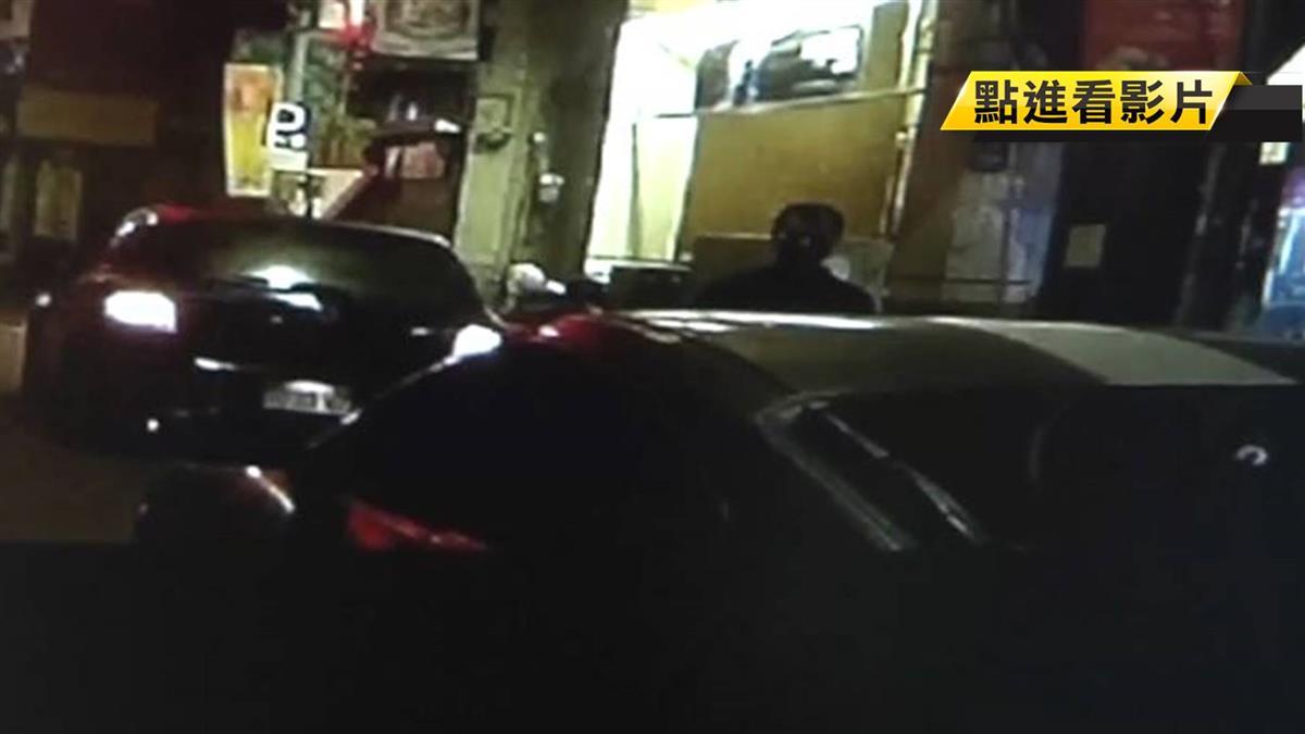 男控便衣警攔查像流氓 密錄器打臉