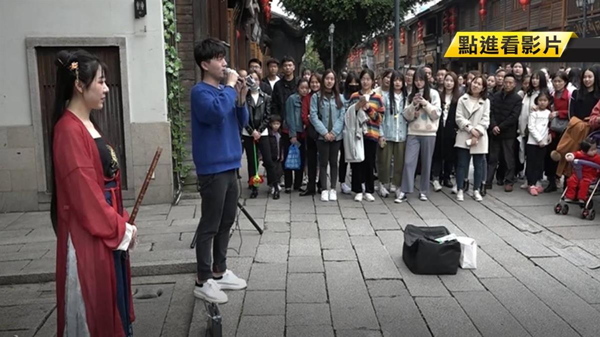 韓國瑜即將到訪福州 台青年歌聲期盼他能聽到!