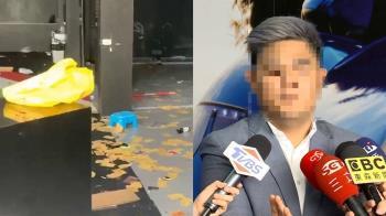 25歲男擁神獸超跑 疑欠20億遭砸店!身分曝光