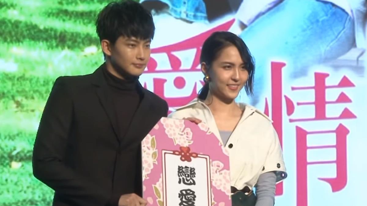 台灣偶像劇進軍香港 魏蔓赴港宣傳好興奮