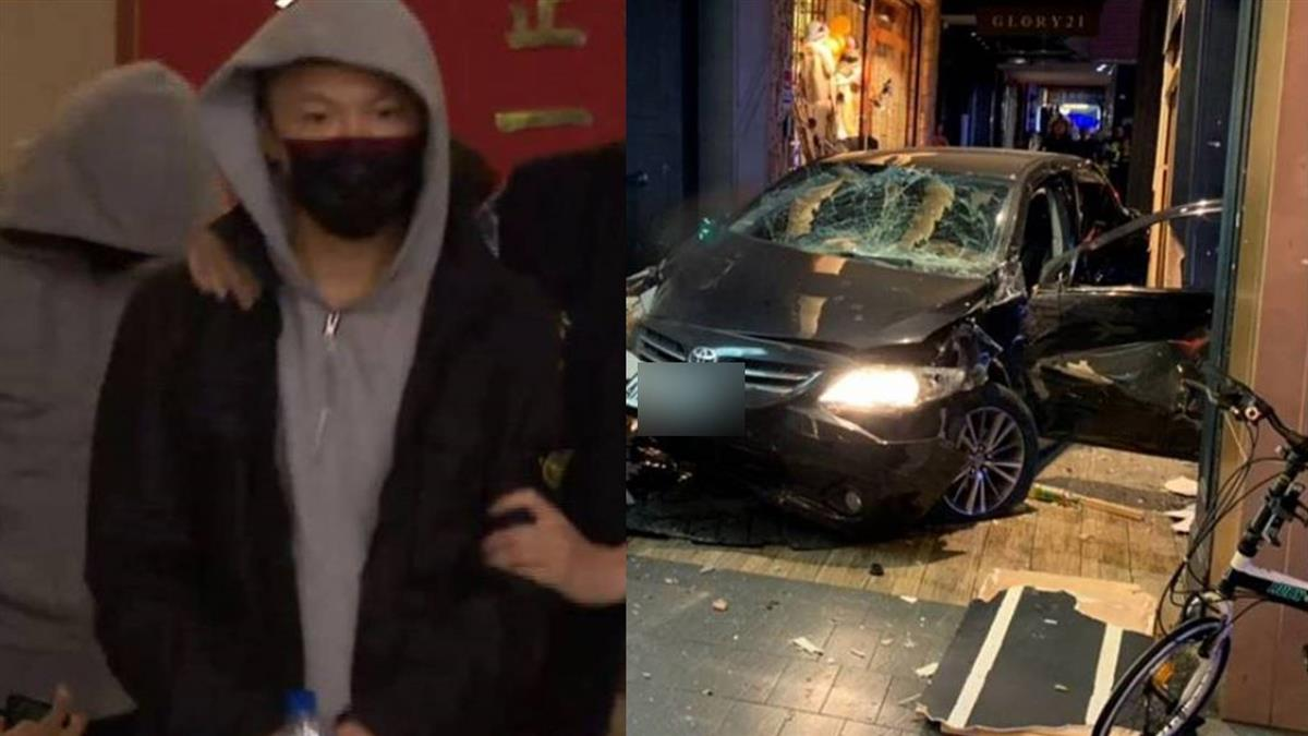 3命賠償150萬元 南京東路飆車事故調解破局