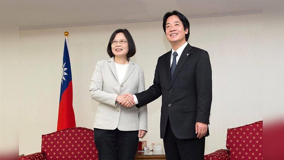 吳澧培:賴清德不會擔任蔡總統競選搭檔