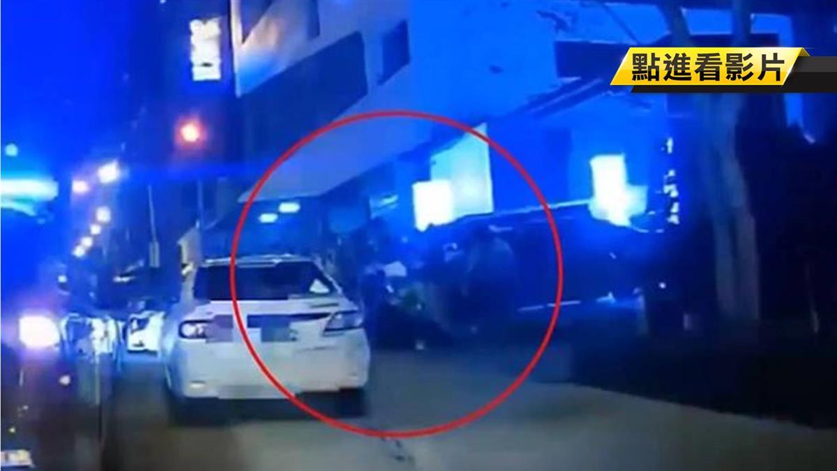 中市夜店又傳打架鬧事 警方迅速壓制逮人