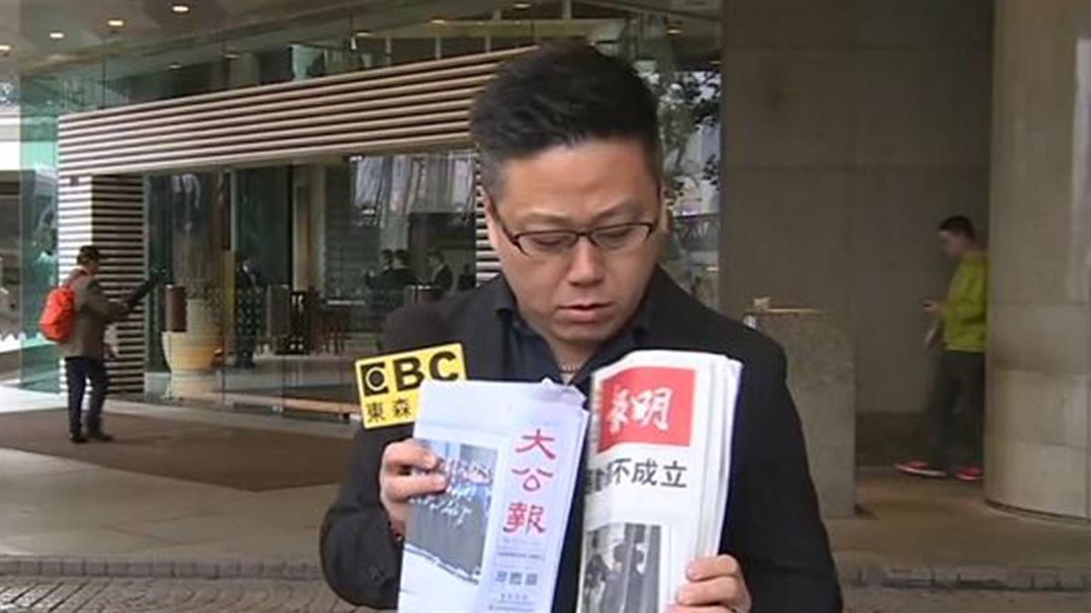 韓流席捲香江媒體 參選動態最受關切