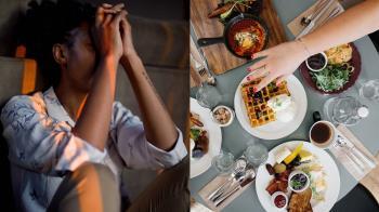 盤裡有碎肉…她秒吃光 男友怒嗆:乞丐嗎?