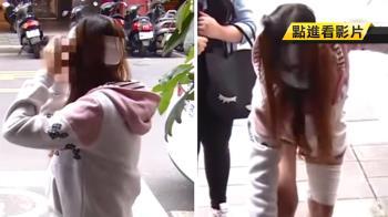 車禍受傷腿不便 婦人遭推倒辱罵:死跛腳