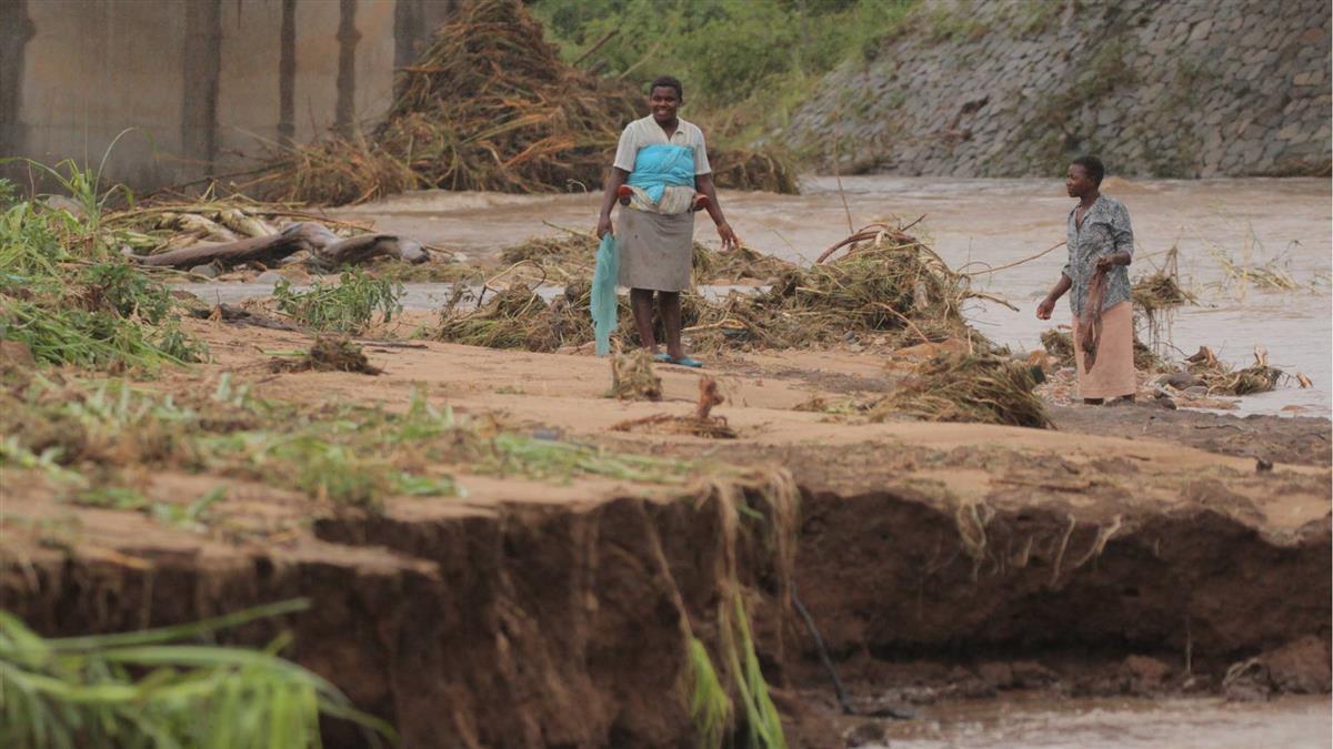 熱帶氣旋橫掃非洲3國釀災 官方證實逾700死
