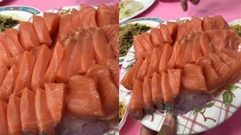 墾丁30片肥美鮭魚僅2百元! 上萬網暴動求地址