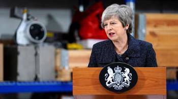 英國會奪下脫歐主導權 梅伊內閣3人辭職