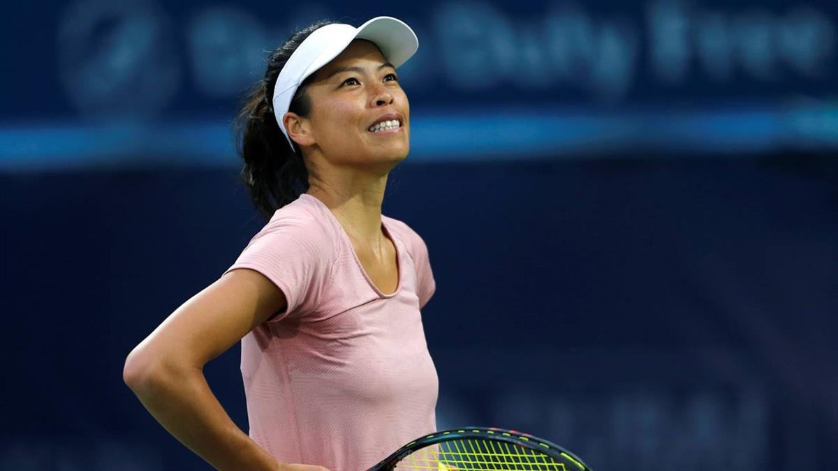 邁阿密網賽敗給前練球夥伴 謝淑薇8強止步