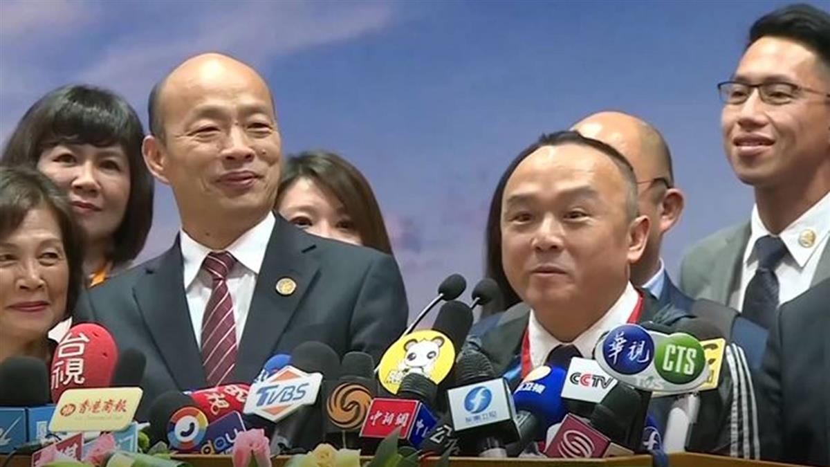 陸媒問高雄觀光代言人 潘恆旭:歡迎李冰冰和范冰冰