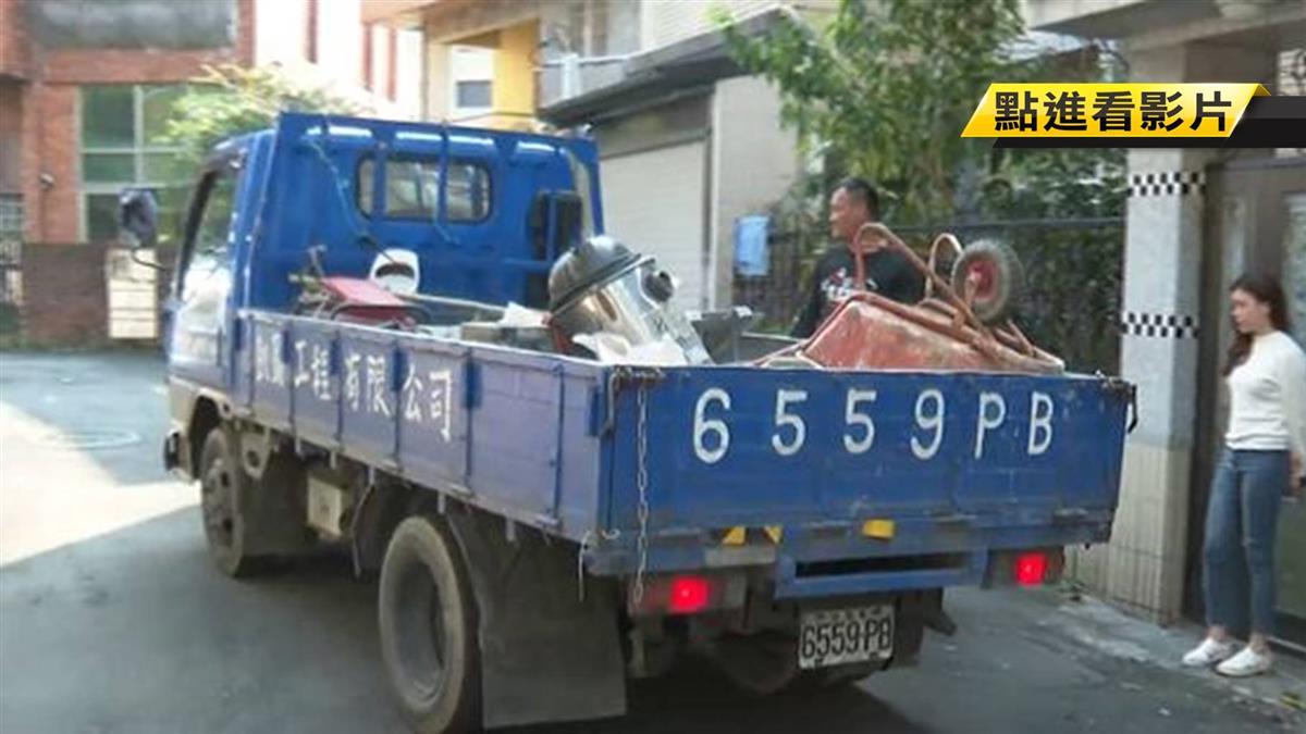 煞不住!貨車滑動肉身擋車 工人遭夾擊身亡