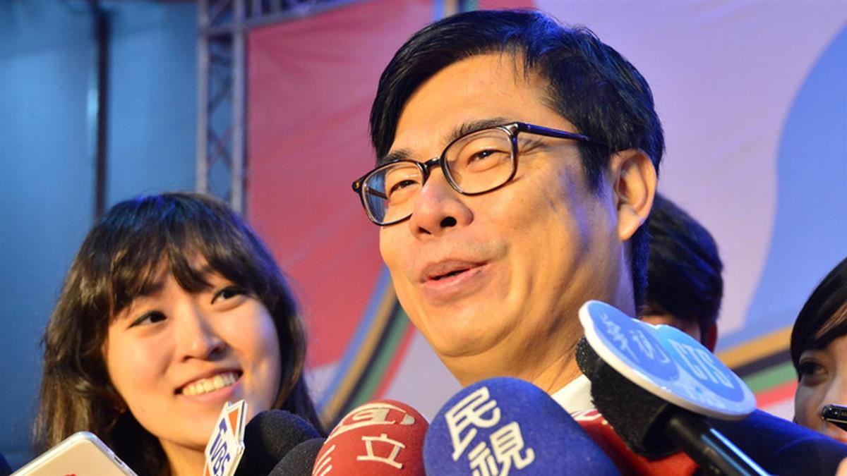 談總統大選 陳其邁:綠不團結絕對會輸