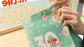 慶30周年!超商推百元禮物袋 最大獎百萬名車