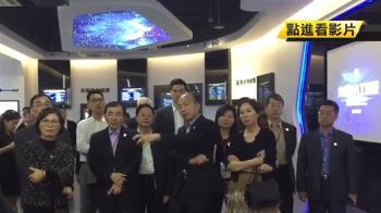 韓國瑜參訪廈門震撼 盼成高雄通中歐基地