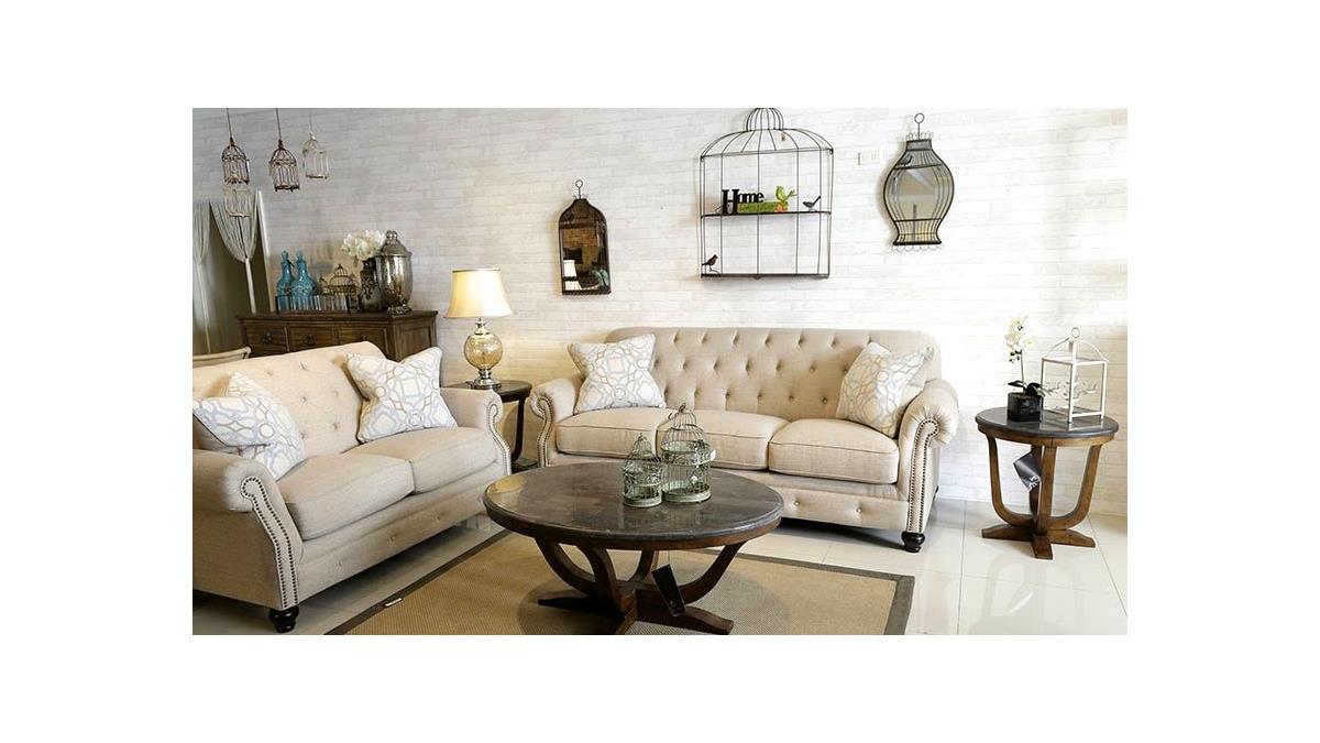 全球規模最大的家具生產商  Ashley訴求「Lifestyle」賣進百萬人家