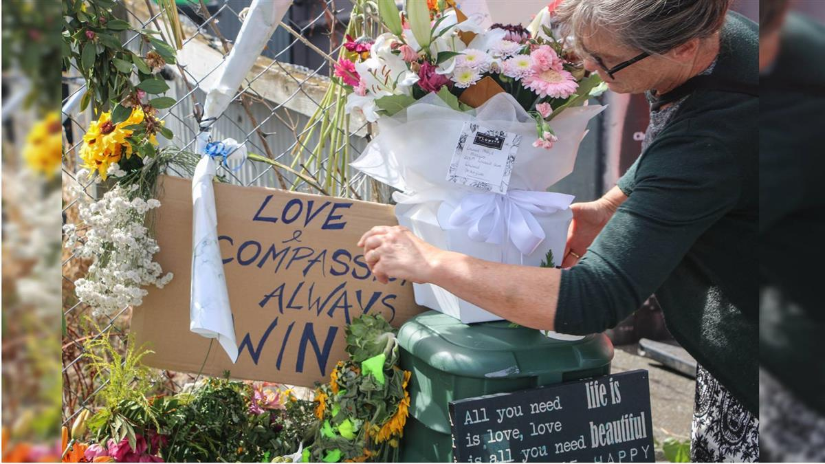 紐西蘭恐攻全國追悼 倖存者一席話感動全場