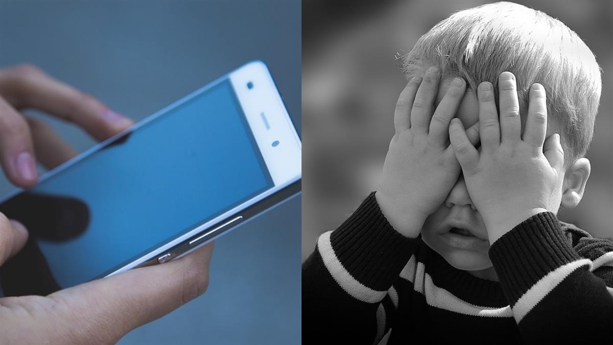 弄髒媽手機!兒貼心狂洗 爸笑:沒聲音了