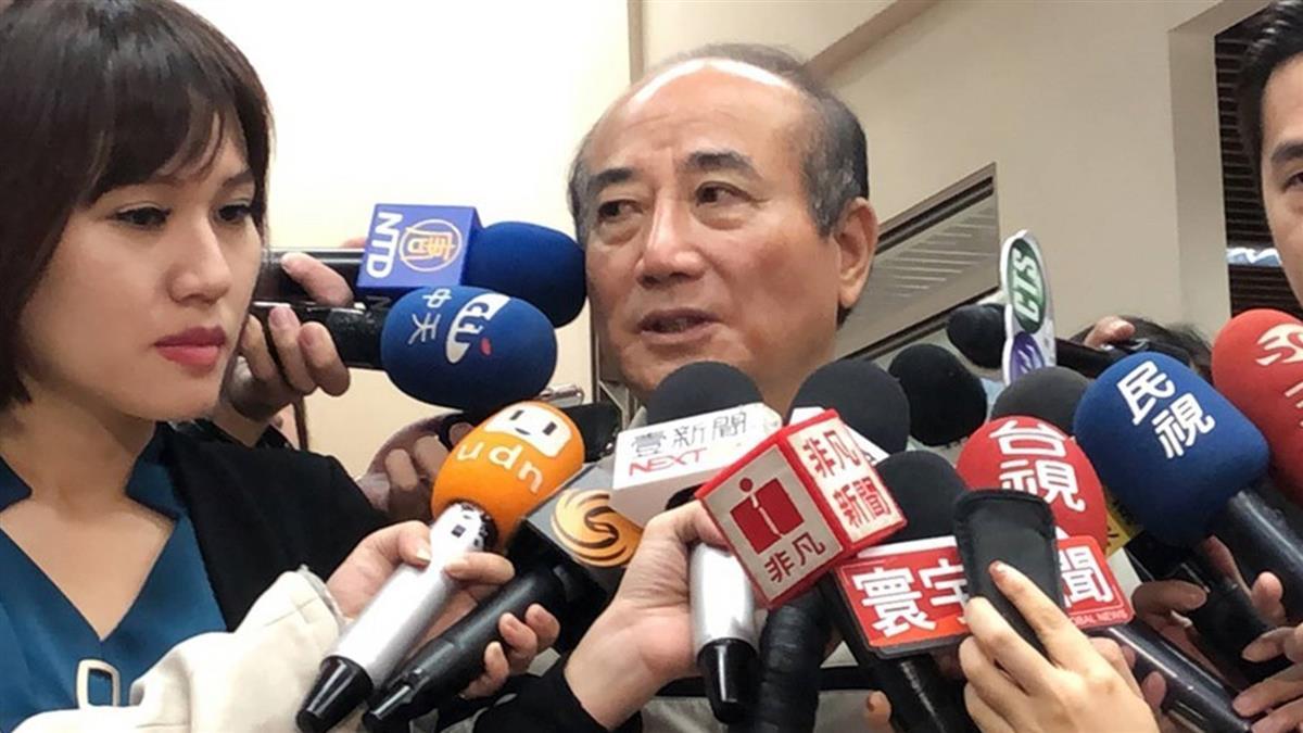 吳敦義拋徵召式初選 王金平:這樣公平嗎