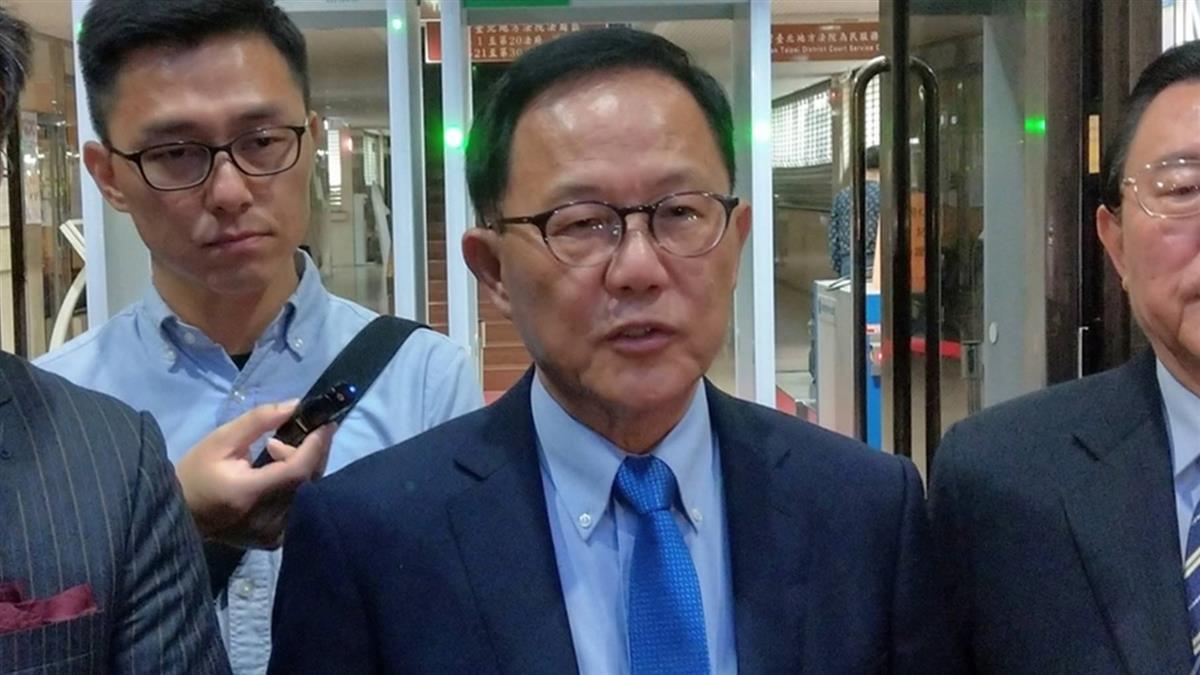 是否重選台北市長?丁守中:判決結果全世界都在看