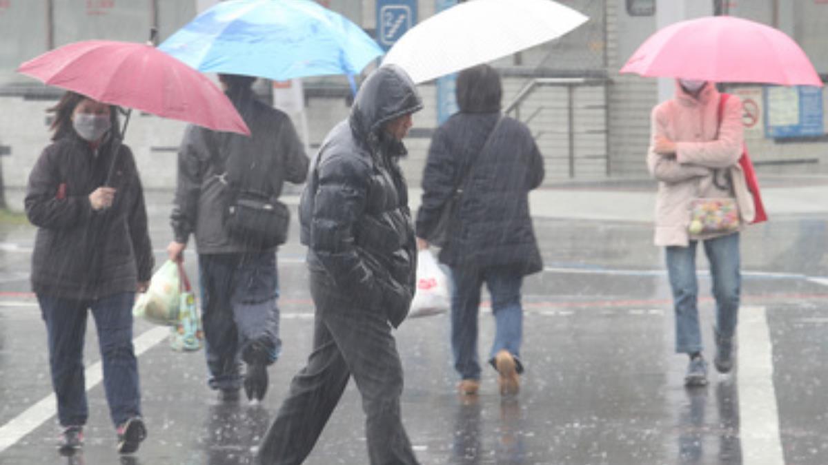 今飆30度雨暫歇 這天下探15度轉濕冷