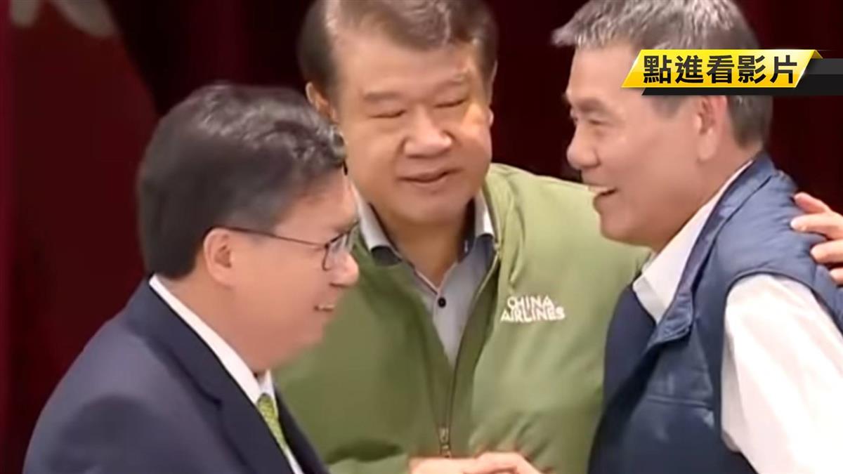華航罷工後人事檢討 謝世謙接棒何煖軒任新董座