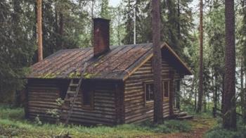 小木屋傳哈氣音 女夜聽詭咳聲:祂跟回家了