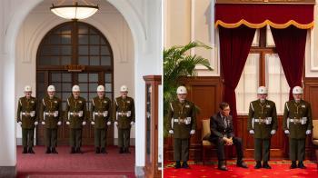 總統府攝影比賽 憲兵創意P圖獲優選…網看傻