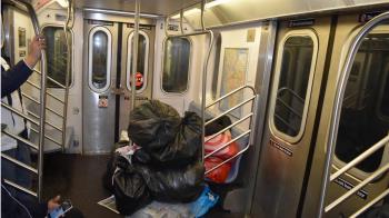 紐約地鐵大變身 成魚兒、海龜新住所