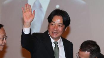 民進黨總統初選 賴清德:堅定走完程序