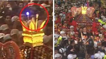 【獨】鎮瀾宮副董大揭密媽祖鑾轎紅綠燈這樣用…