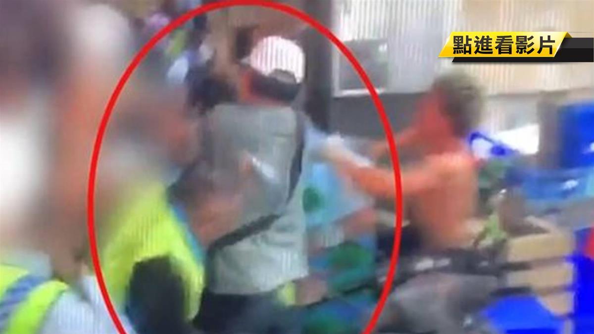 記者訪大甲媽遶境 遭三人圍毆緊急送醫