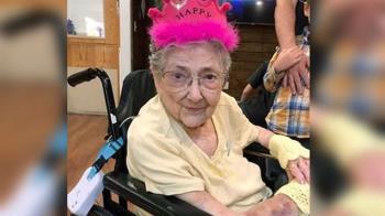 活不過5歲…99歲婦器官長反 專家曝長壽原因