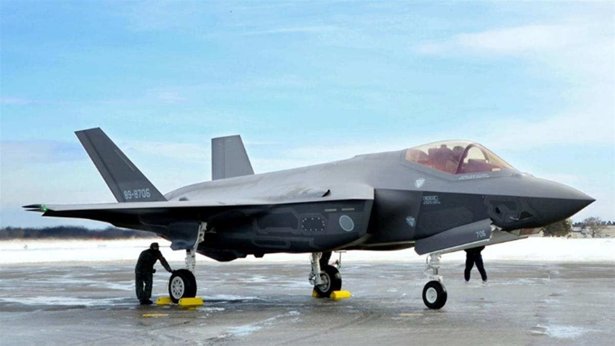 日本一架F-35戰機 青森縣外海上空失蹤
