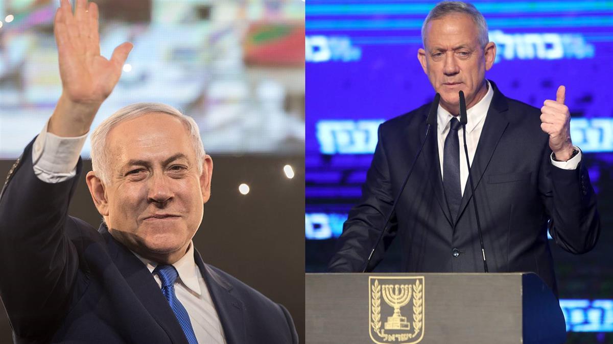 以色列大選 兩大政黨皆提前宣布獲執政優勢