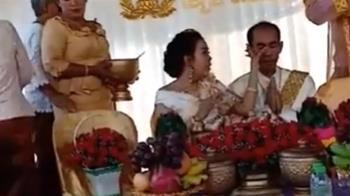 新娘是親妹 男低頭噴淚!原因曝光網怒了