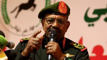 蘇丹總統下台 軍事委員會接管權力